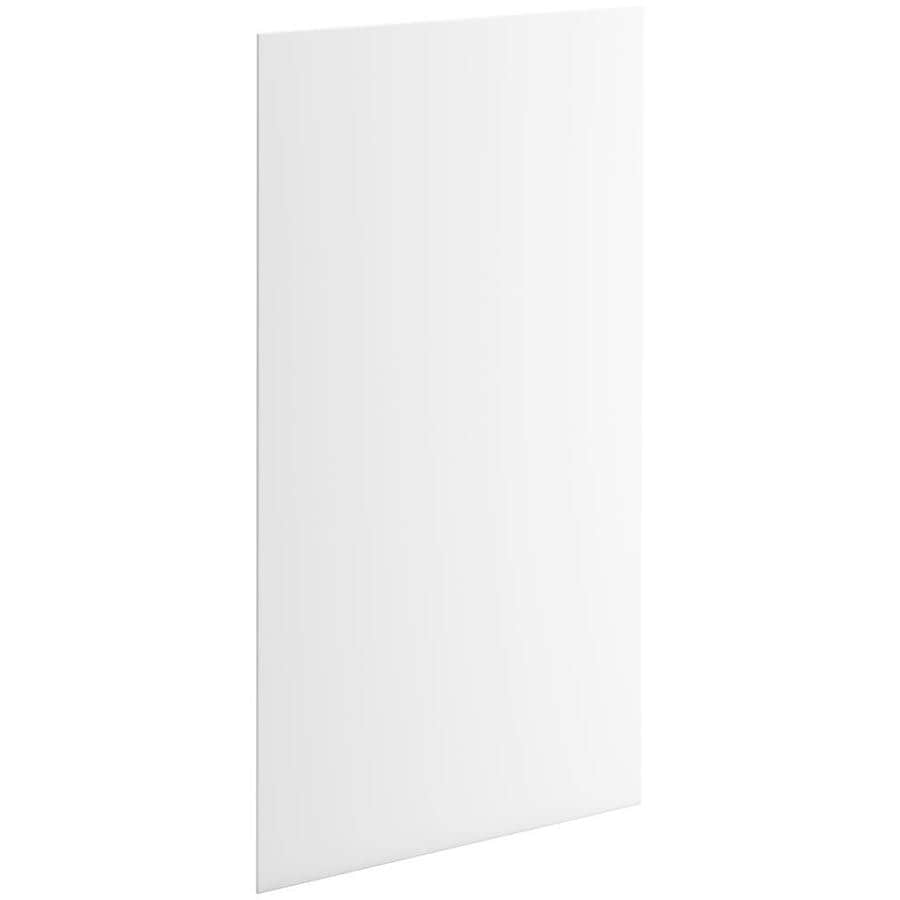 KOHLER Choreograph White Shower Wall Surround Side and Back Panels (Common: 32-in x .1875-in; Actual: 72-in x 32-in x 0.1875-in)