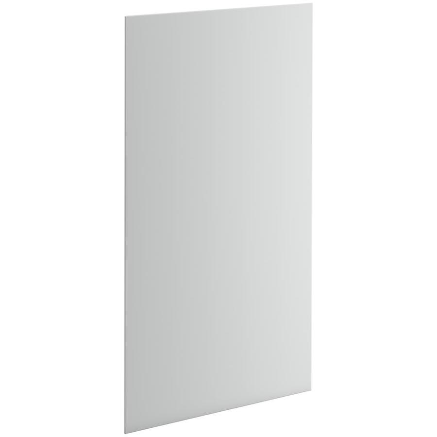 KOHLER Choreograph Ice Grey Shower Wall Surround Side and Back Panels (Common: 36-in x .1875-in; Actual: 72-in x 36-in x 0.1875-in)