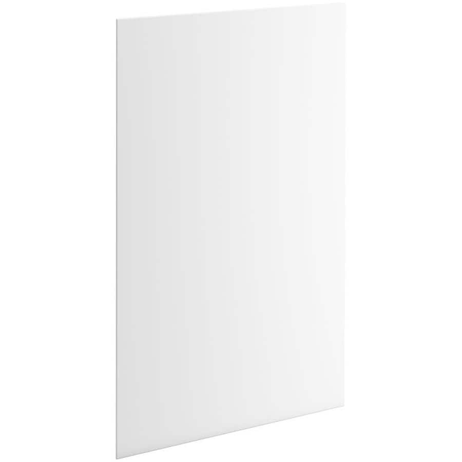 KOHLER Choreograph White Shower Wall Surround Side and Back Panels (Common: 48-in x .1875-in; Actual: 72-in x 42-in x 0.1875-in)