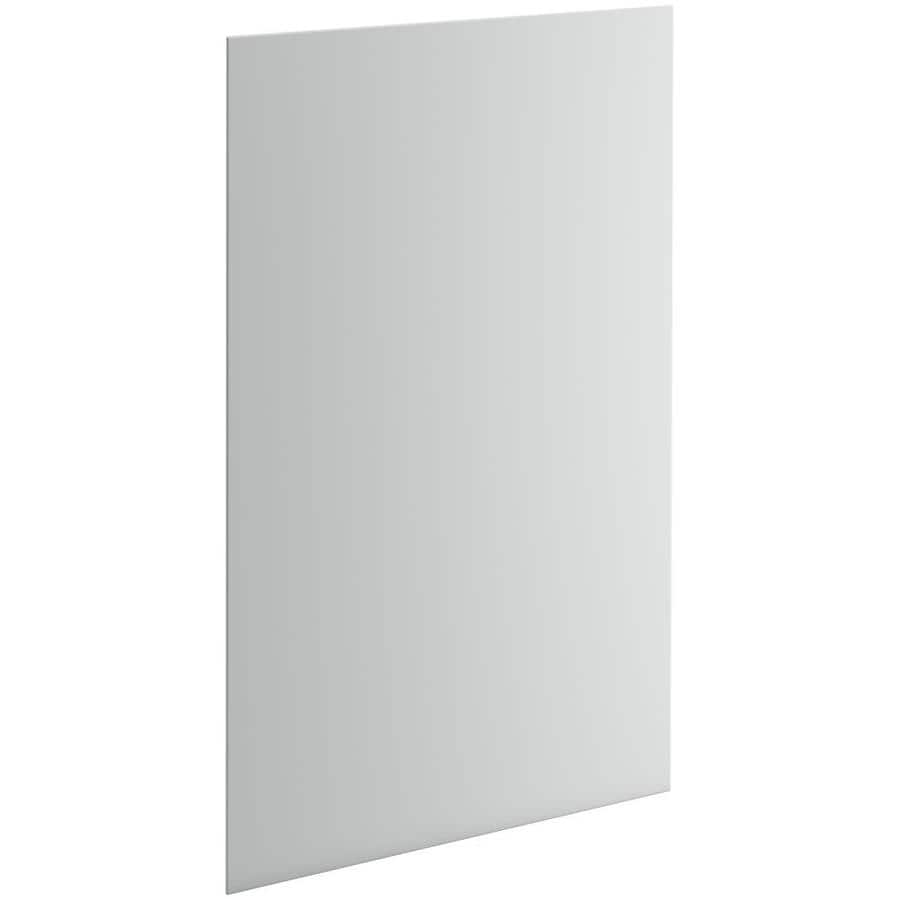KOHLER Choreograph Ice Grey Shower Wall Surround Side and Back Panels (Common: 48-in x .1875-in; Actual: 72-in x 42-in x 0.1875-in)