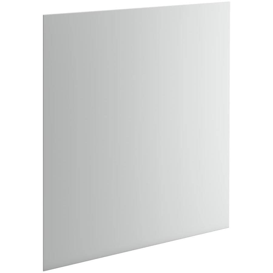 KOHLER Choreograph Ice Grey Shower Wall Surround Side and Back Panels (Common: 60-in x .1875-in; Actual: 72-in x 60-in x 0.1875-in)