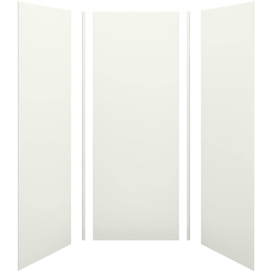 KOHLER Choreograph Dune Shower Wall Surround Side and Back Panels (Common: 36-in x 36-in; Actual: 96-in x 36-in x 36-in)