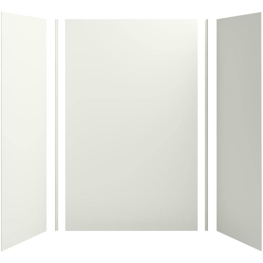 KOHLER Choreograph Dune Shower Wall Surround Side and Back Panels (Common: 60-in x 32-in; Actual: 96-in x 60-in x 32-in)