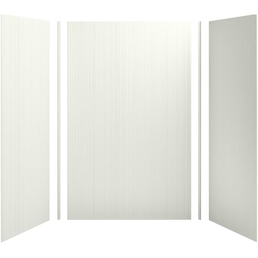 KOHLER Choreograph Dune Shower Wall Surround Side and Back Panels (Common: 60-in x 36-in; Actual: 96-in x 60-in x 36-in)