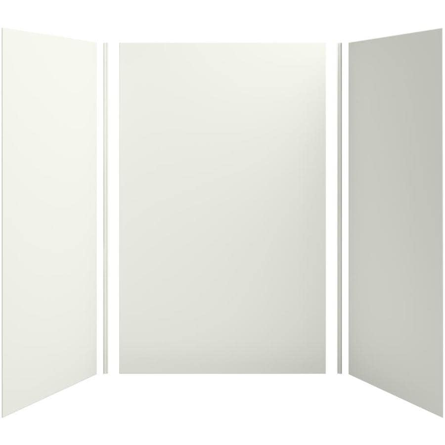 KOHLER Choreograph Dune Shower Wall Surround Side and Back Panels (Common: 60-in x 42-in; Actual: 96-in x 60-in x 42-in)