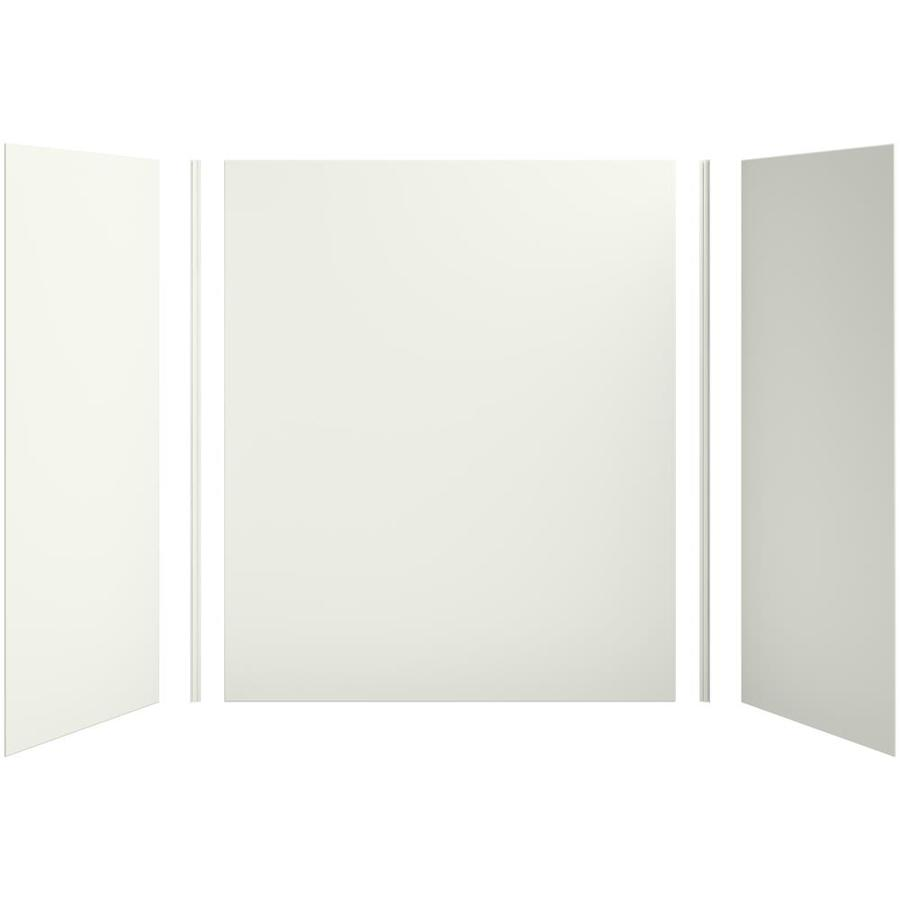 KOHLER Choreograph Dune Shower Wall Surround Side and Back Panels (Common: 60-in x 32-in; Actual: 72-in x 60-in x 32-in)