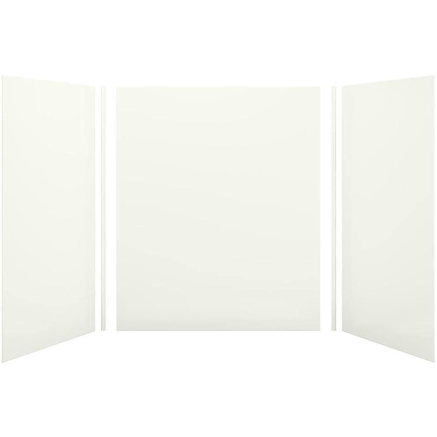 KOHLER Choreograph Dune Shower Wall Surround Side and Back Panels (Common: 60-in x 42-in; Actual: 72-in x 60-in x 42-in)