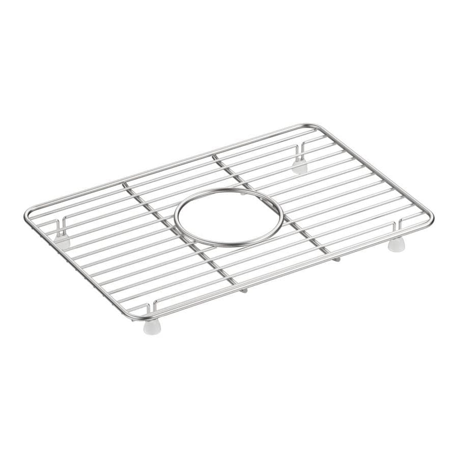 KOHLER Cairn 9.4375-in x 14.0625-in Sink Grid