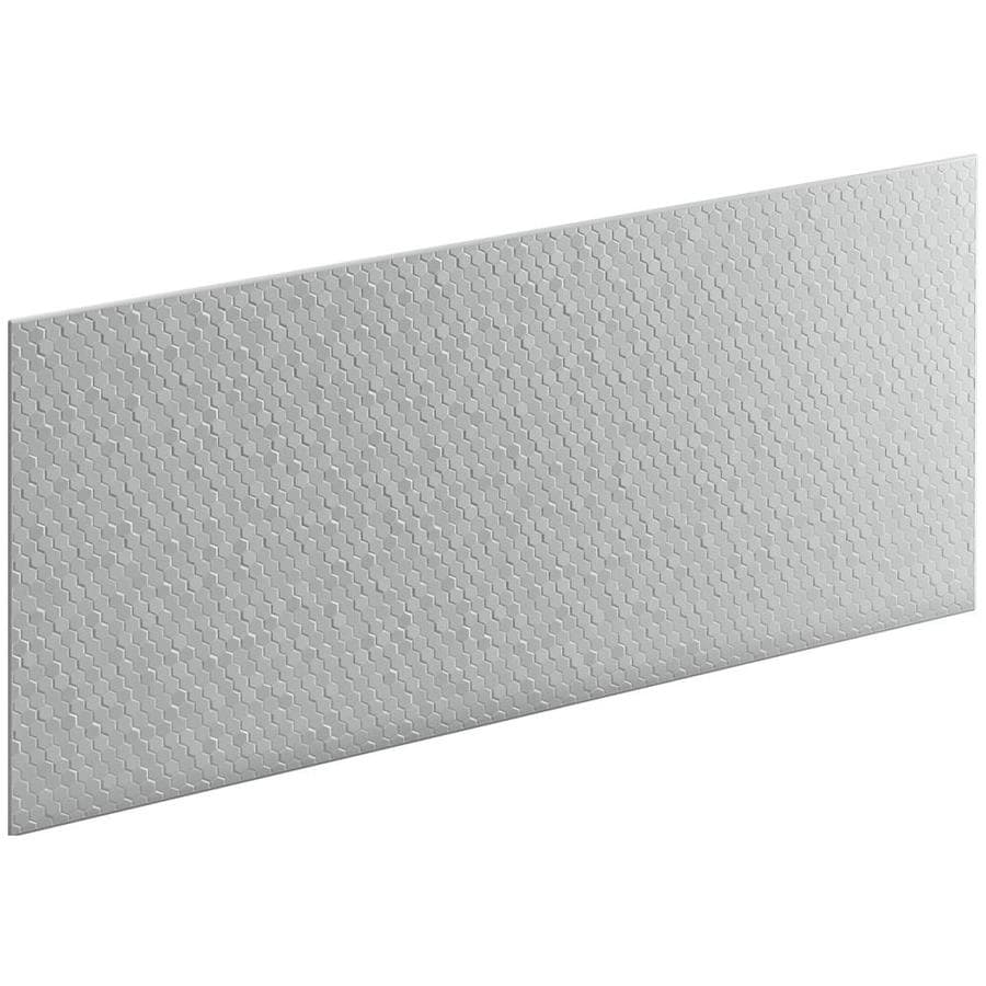 KOHLER Choreograph Ice Grey Shower Wall Surround Side and Back Panels (Common: 60-in x .1875-in; Actual: 28-in x 60-in x 0.1875-in)