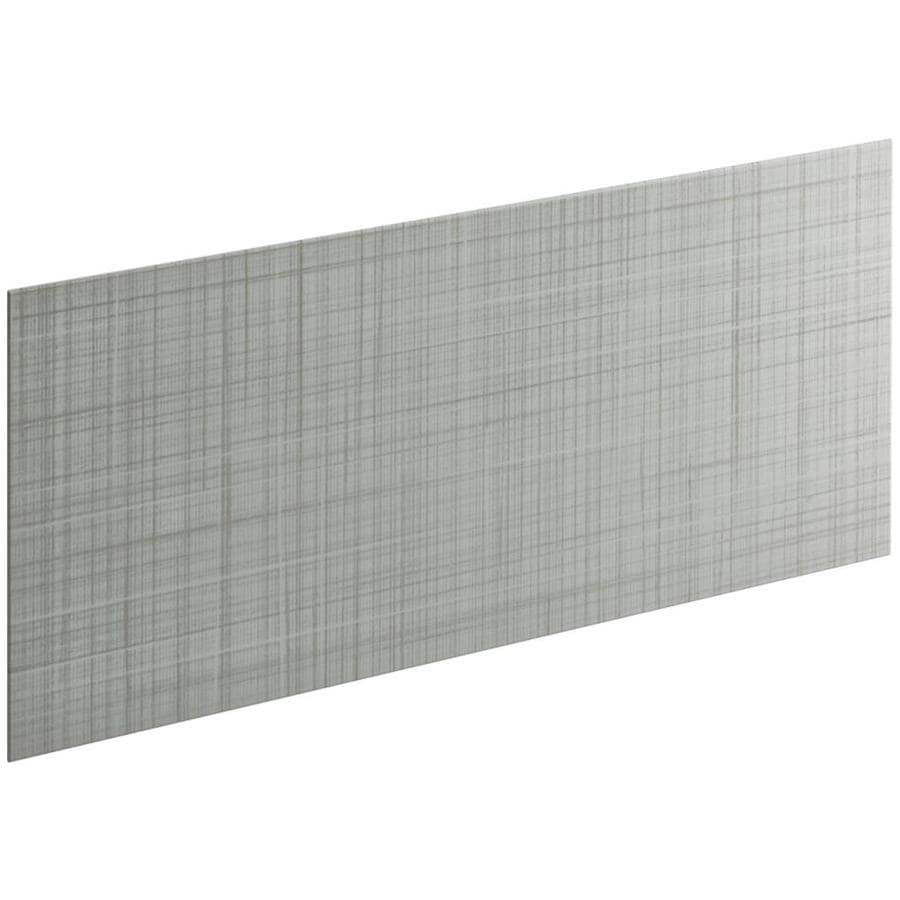 Kohler Cograph Ice Grey Shower Wall Surround Side And Back Panels Common 60