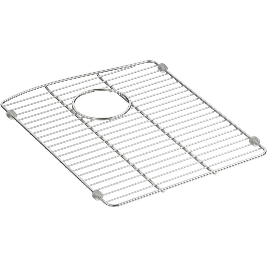Kohler Kennon Stainless Steel Sink Rack 13 58 In X 16 12 In
