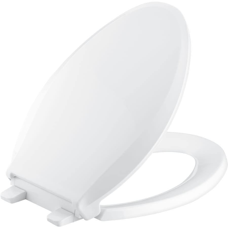 KOHLER Cachet Plastic Toilet Seat