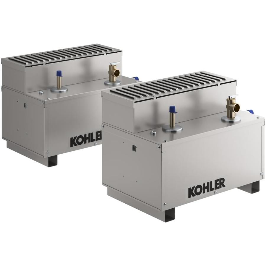 KOHLER 2-Pack Sauna Steam Generators