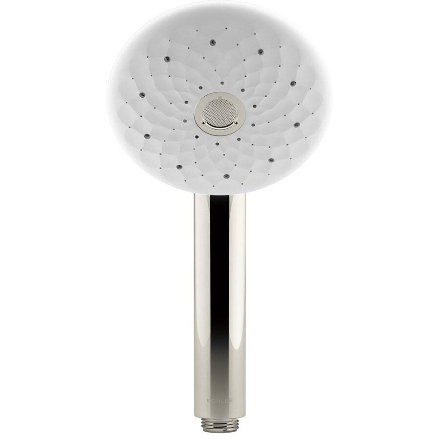 KOHLER Exhale Vibrant Polished Nickel 4-Spray Shower Head