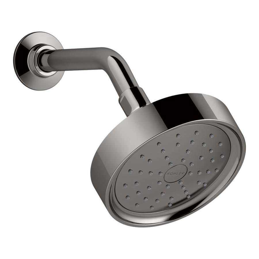 KOHLER Purist Titanium 1-Spray Shower Head