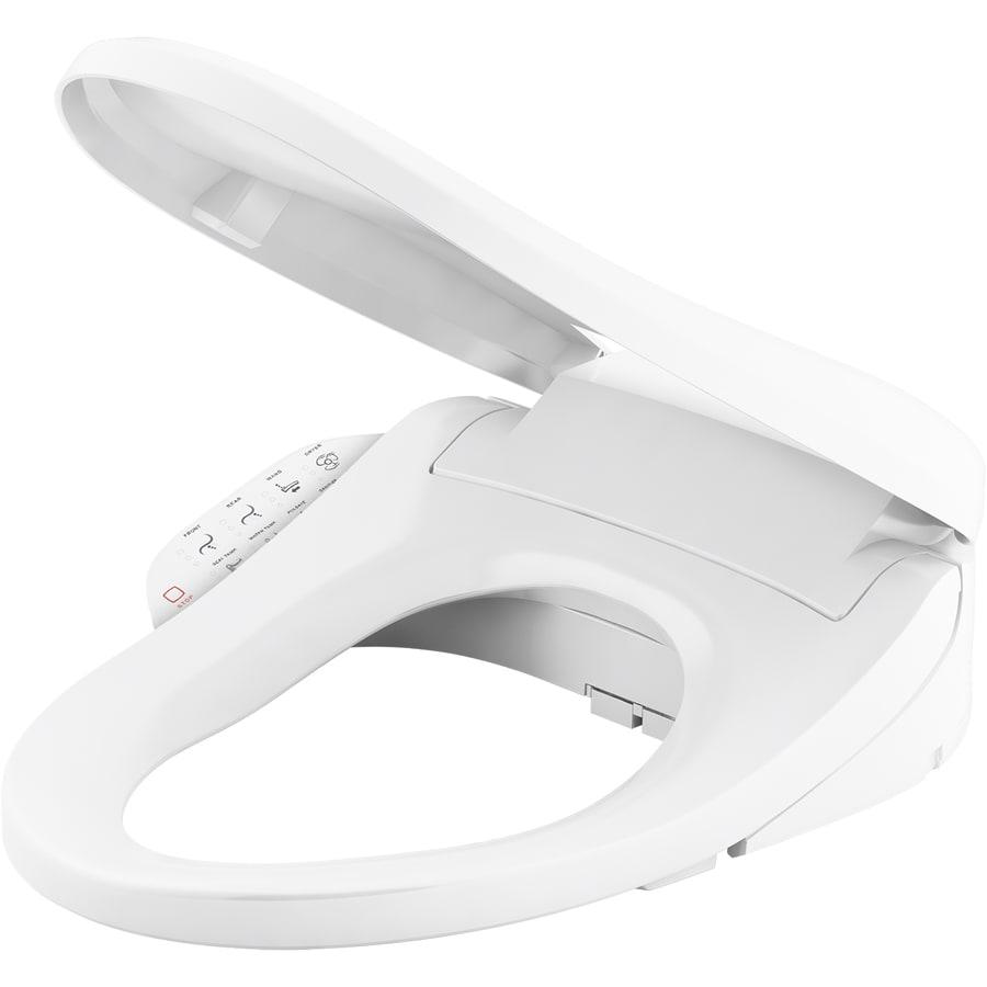 KOHLER C3 Plastic Elongated Slow-CloseHeated Toilet Seat