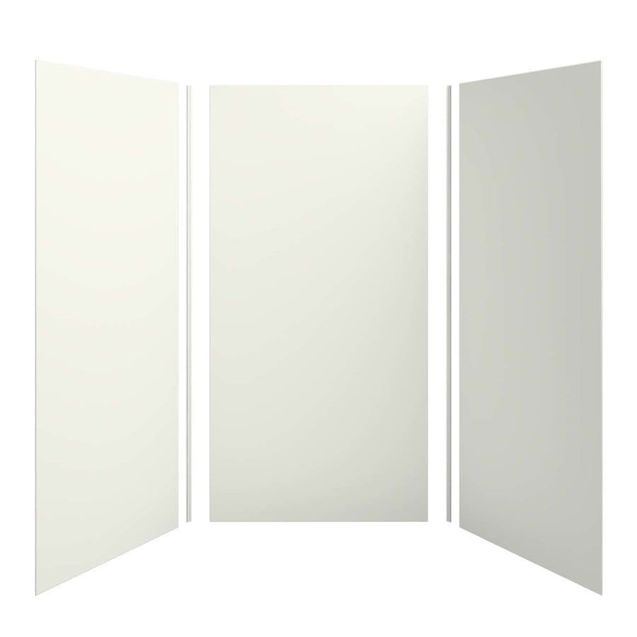 KOHLER Choreograph Dune Shower Wall Surround Side and Back Panels (Common: 48-in x 48-in; Actual: 96.0-in x 48.0-in x 48.0-in)