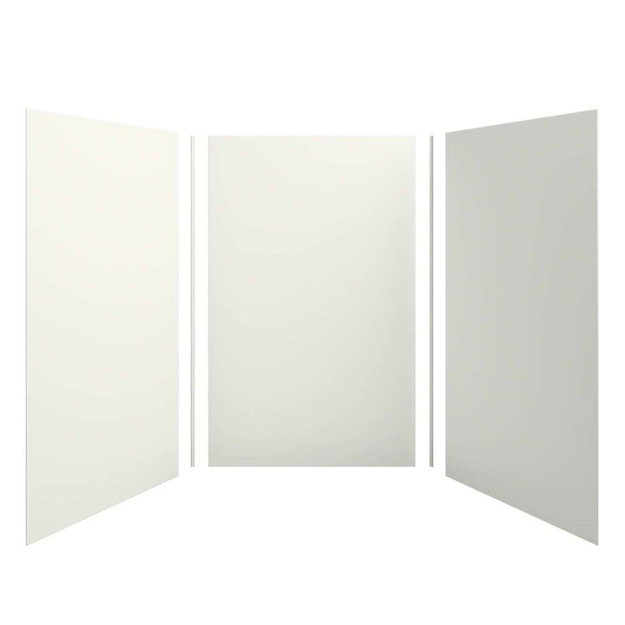 KOHLER Choreograph Dune Shower Wall Surround Side and Back Panels (Common: 60-in x 60-in; Actual: 96.0000-in x 60.0000-in x 60.0000-in)
