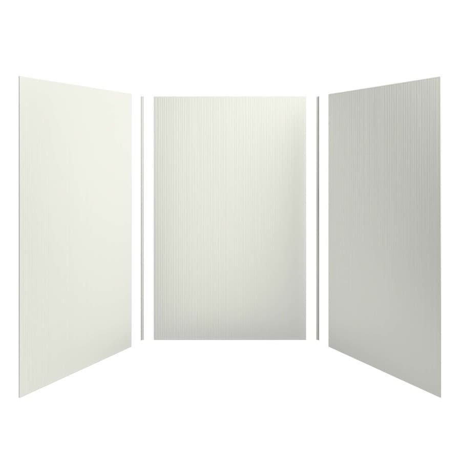 KOHLER Choreograph Dune Shower Wall Surround Side and Back Panels (Common: 60-in x 60-in; Actual: 96.0000-in x 60.0-in x 60.0000-in)