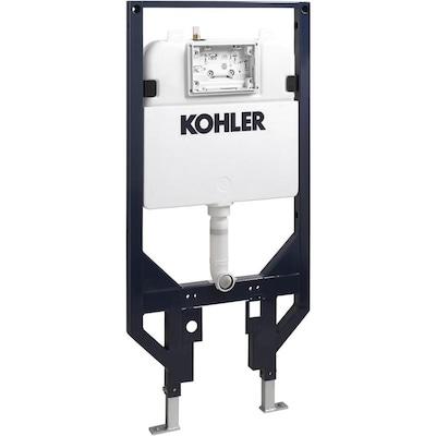 Kohler Veil 0 8 Dual Flush High Efficiency Toilet Tank At