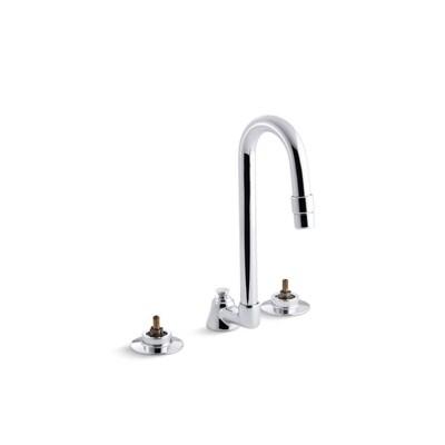 Miraculous Kohler Triton Polished Chrome Widespread Bathroom Sink Beatyapartments Chair Design Images Beatyapartmentscom