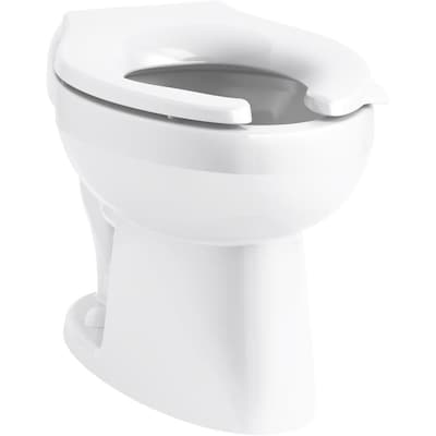 Terrific Kohler Wellcomme Ultra White Elongated Standard Height Machost Co Dining Chair Design Ideas Machostcouk