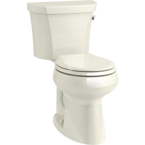 Kohler Highline Biscuit Watersense Round Comfort Height 2