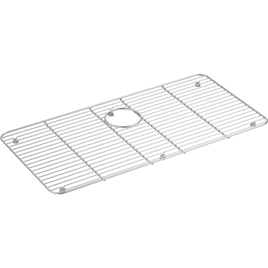 Kohler Stainless Steel Sink Rack 28 716 In X 14 316 In For Iron