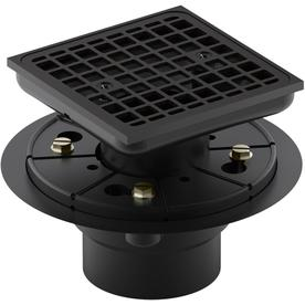 90 Degree Low Profile Shower Drain.Shower Drains At Lowes Com