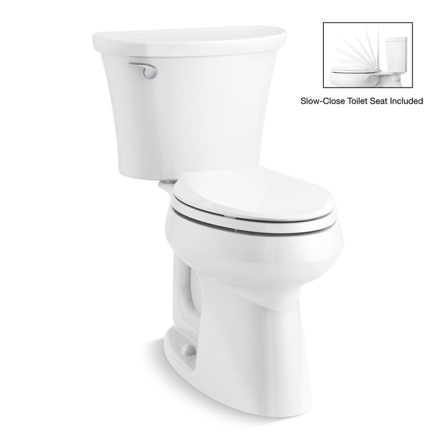 Kohler Comfort Height Toilet Lowes Best Home Decorating