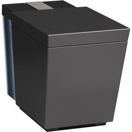 Kohler Numi Black Watersense Dual Flush Elongated Comfort