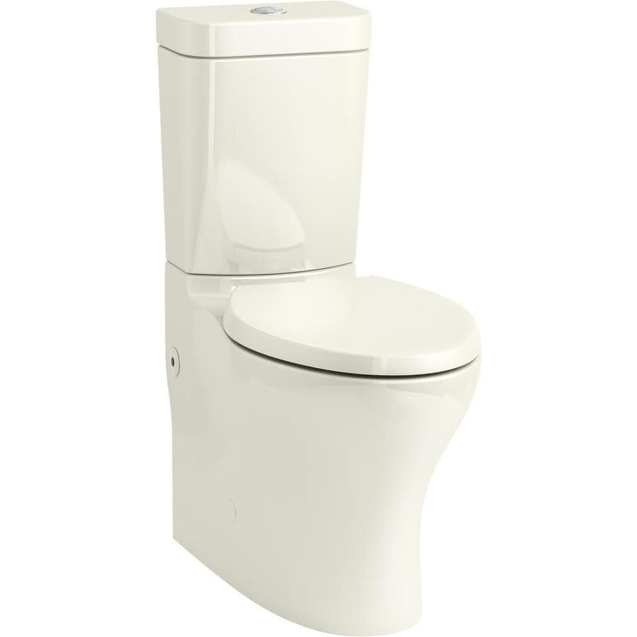 kohler persuade biscuit watersense labeled dual flush elongated comfort height 2 piece toilet 12. Black Bedroom Furniture Sets. Home Design Ideas