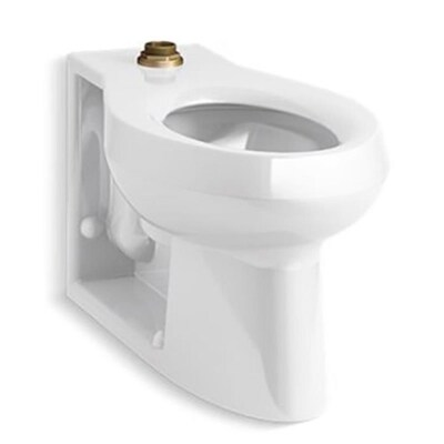 Kohler Anglesey Floor Mounted Wall Outlet 1 6 Gpf