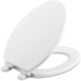 White Elongated Toilet Seats At Lowes Com