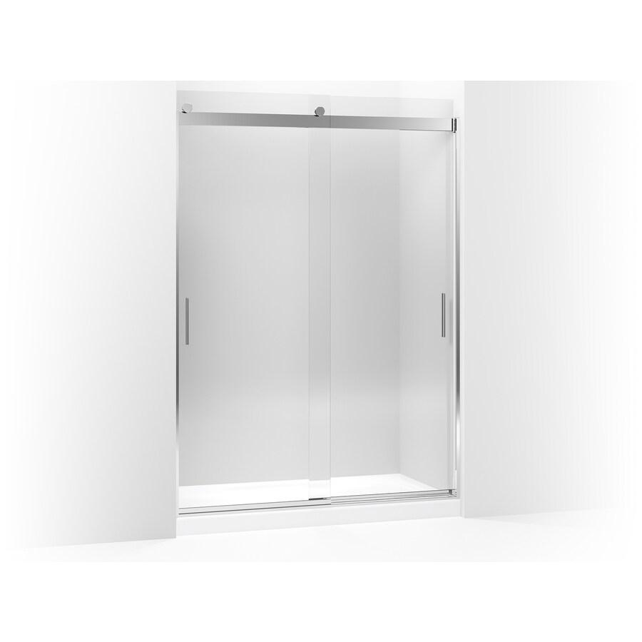 Kohler Levity Sliding Shower Door 78 In H X 56 5 8 In 59