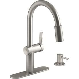 Kohler Kitchen Faucets At Lowes Com