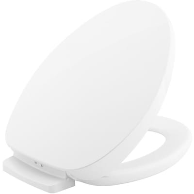 Swell Purewarmth Plastic Elongated Slow Close Heated Toilet Seat Theyellowbook Wood Chair Design Ideas Theyellowbookinfo