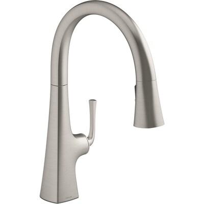 Kohler Kitchen Faucets At Lowes Com