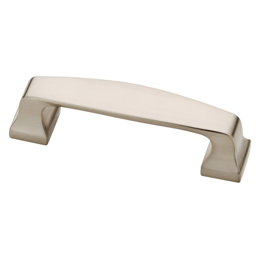 Merveilleux Liberty Hardware Duncan Collection 3 In Center To Center Satin Nickel  Rectangular Handle Cabinet Pull