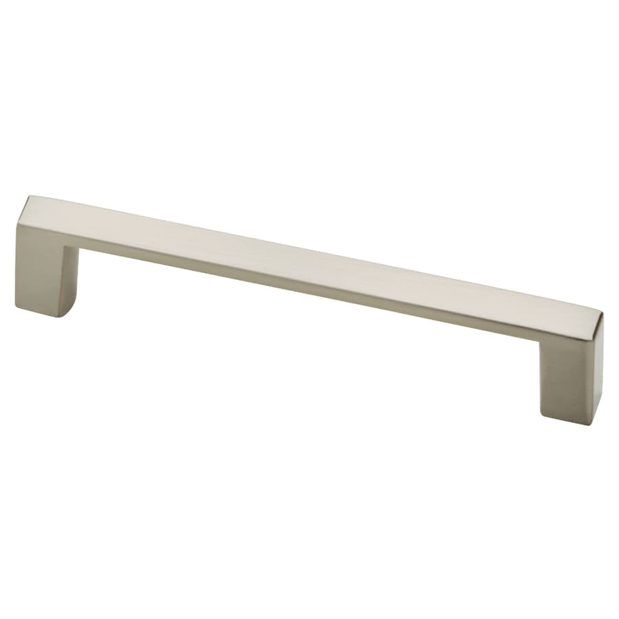 Motiv 4-in Center-to-Center Stainless Bar Cabinet Pull