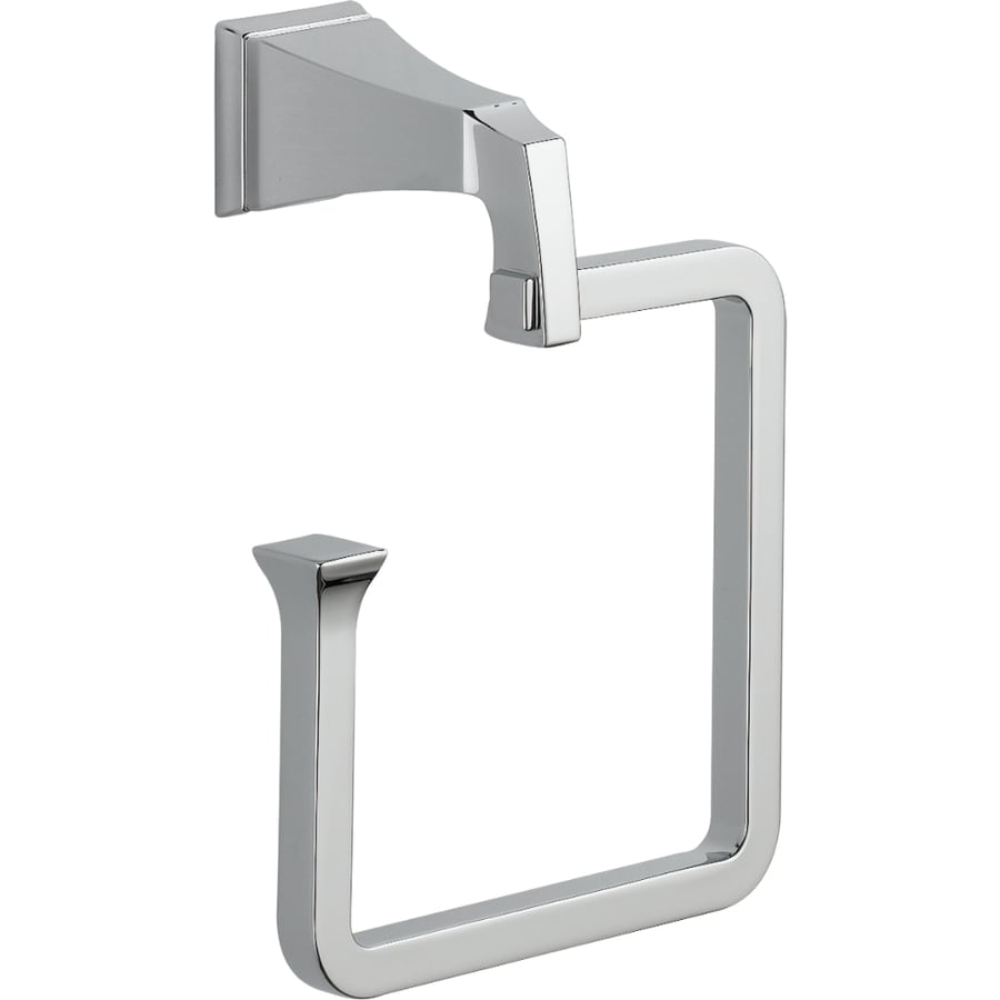DELTA Dryden Polished Chrome Wall Mount Towel Ring