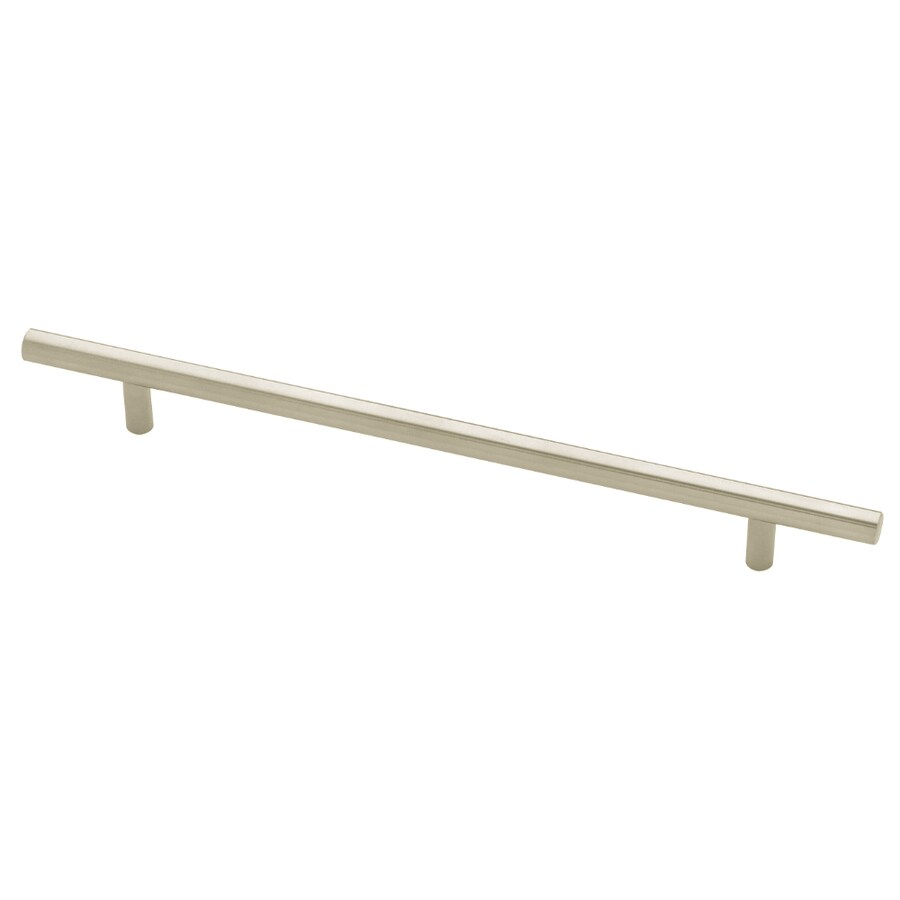 Brainerd 8-7/8-in Center-To-Center Stainless Bar Cabinet Pull