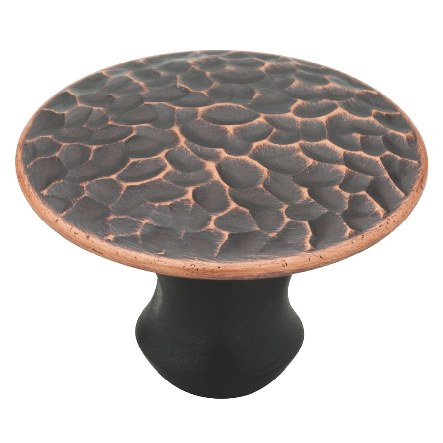 Brainerd Hammered Collection Bronze With Copper Highlights