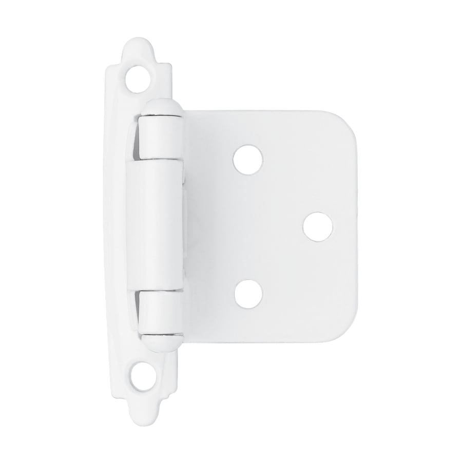 Brainerd 2-Pack White Cabinet Overlays
