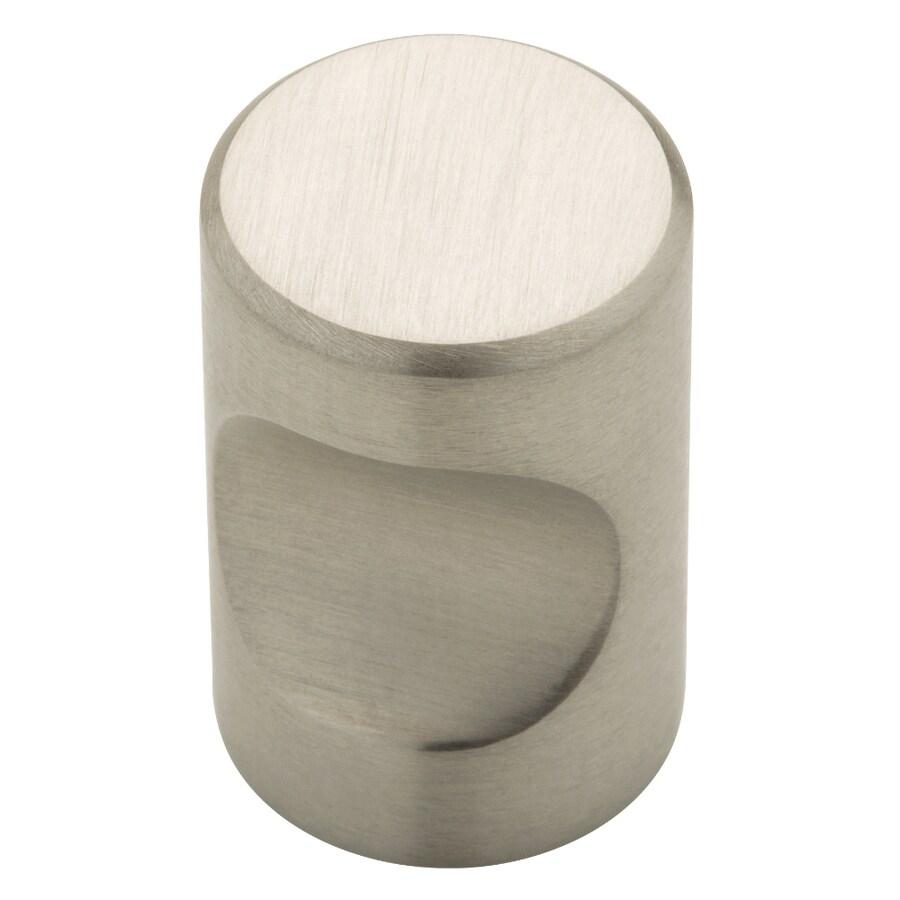 Motiv Stainless Steel Round Cabinet Knob