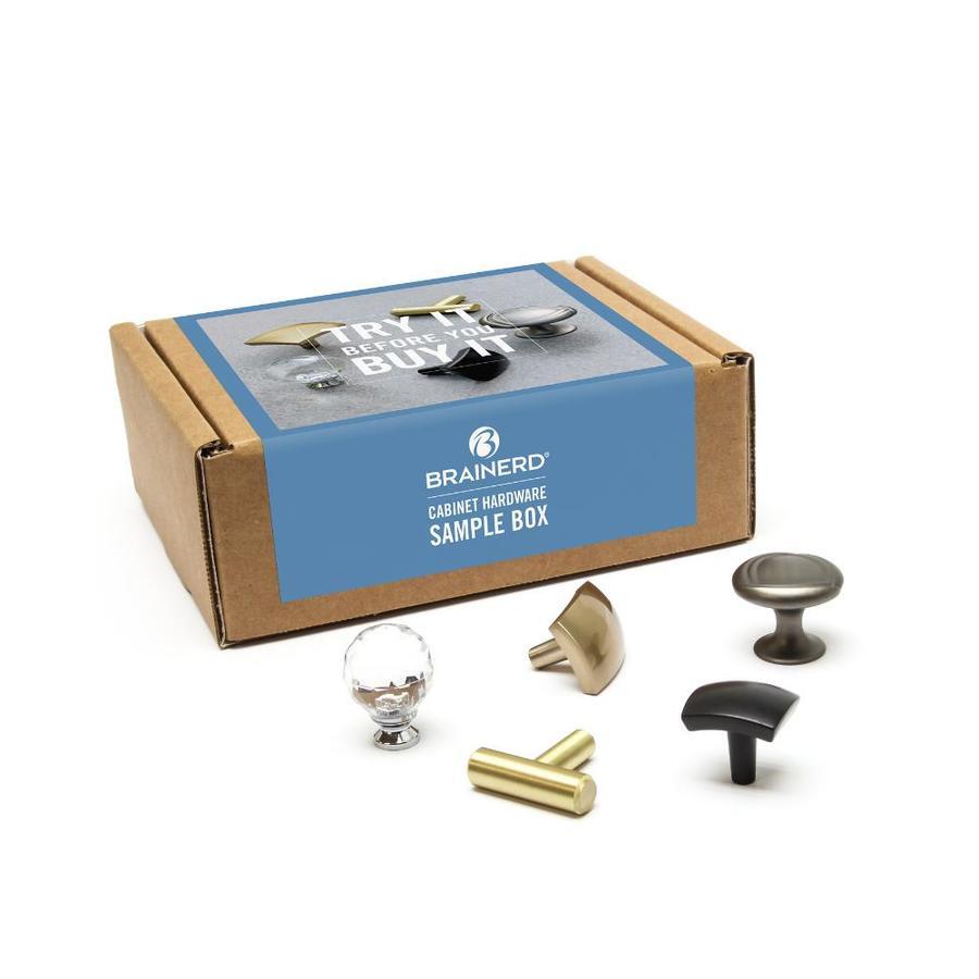 Etonnant Brainerd Cabinet Hardware Sample Box Trend Knobs