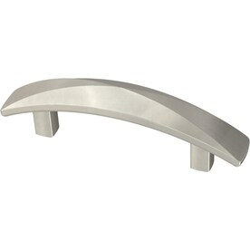 Brainerd Devereux 3 3 4 In Center To Center Satin Nickel Arch Bar Drawer Pulls In The Drawer Pulls Department At Lowes Com