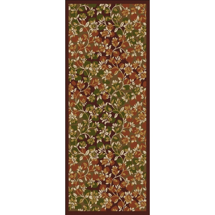 Regence Home Malmesbury Multicolor Woven Runner (Common: 2-ft x 5-ft; Actual: 2.166-ft x 5-ft)