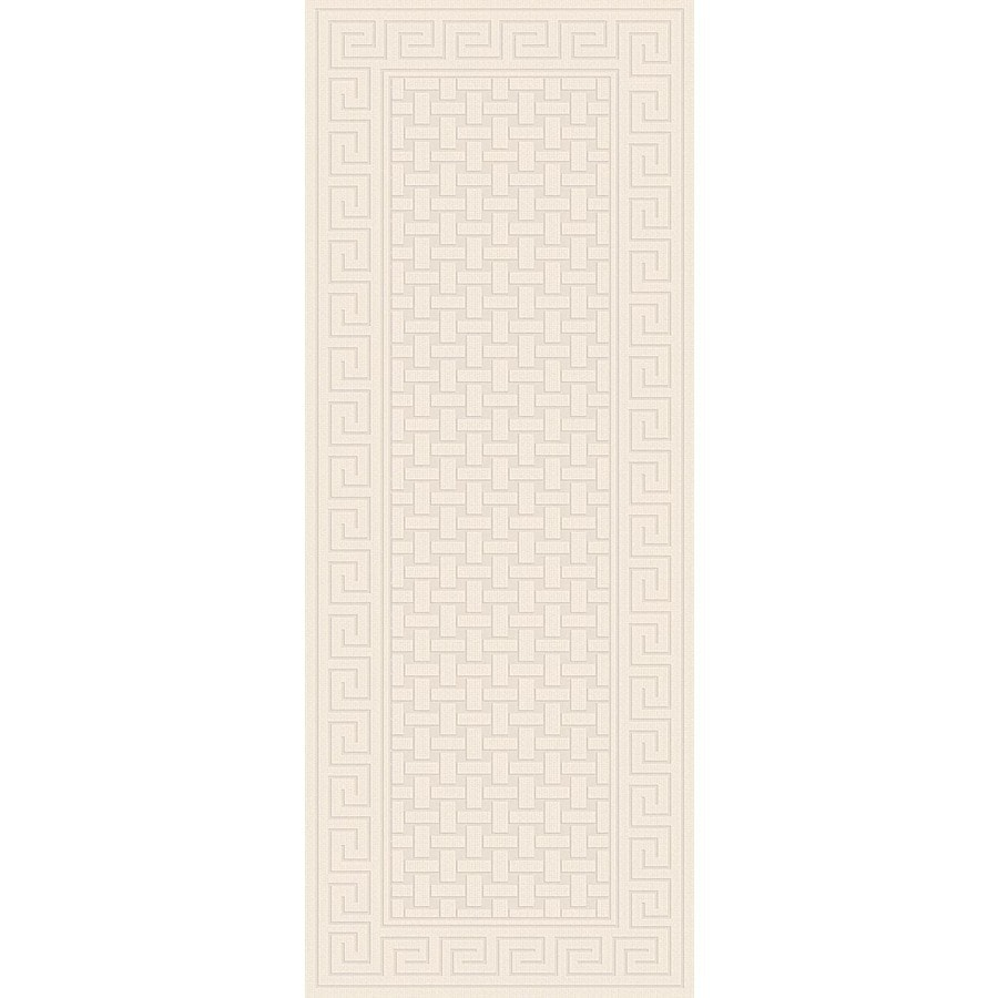Regence Home Cheshire Ivory Rectangular Indoor Machine-Made Runner (Common: 2 x 8; Actual: 2.16-ft W x 8-ft L)