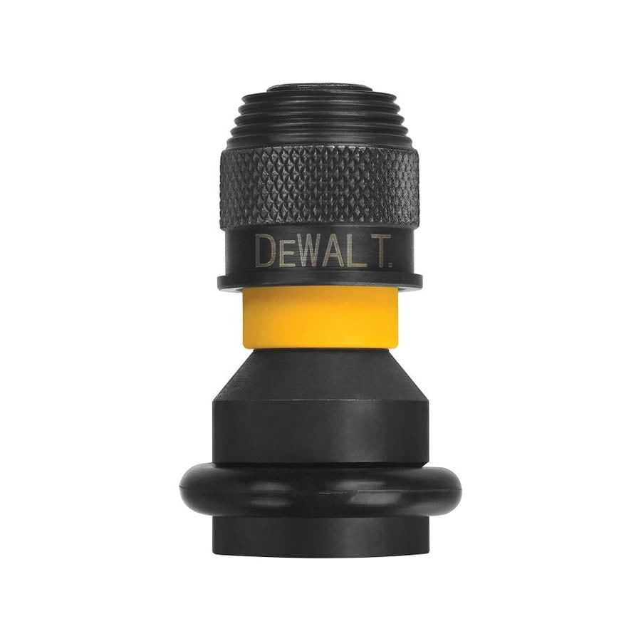 DEWALT 1/4-in to 1/2-in Socket Adapter